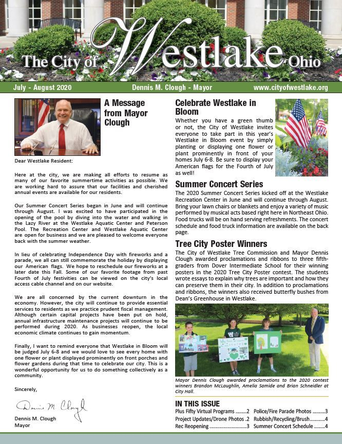 Final July-Aug 2020 Newsletter Page 1