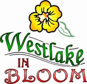 Westlake in Bloom logo