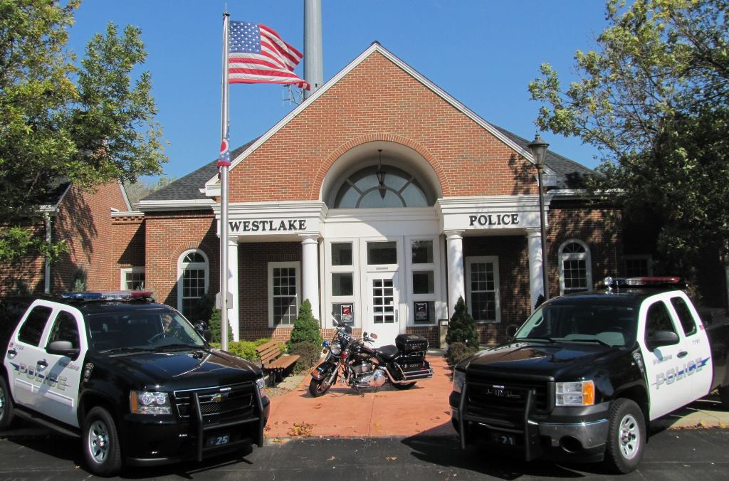 Westake OH PD Station
