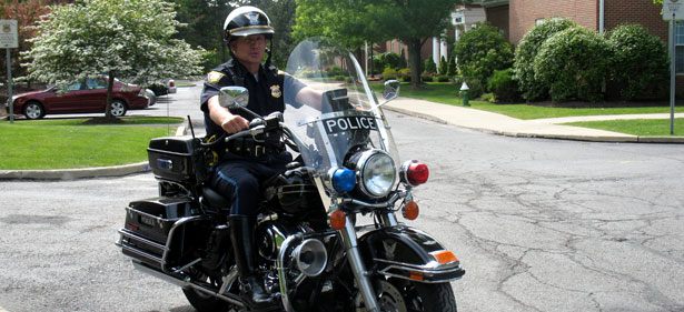 Westlake Police Department Motorcycle Patrol