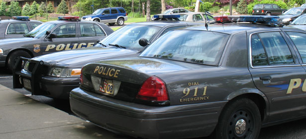 Westlake Police Department Patrol Cars