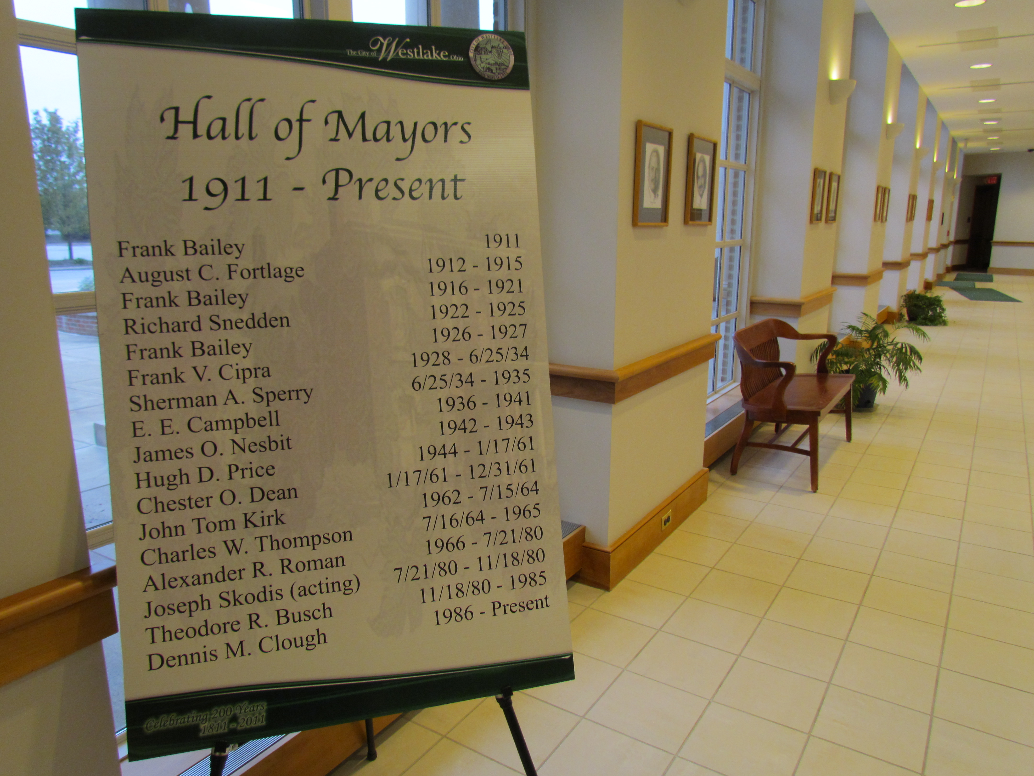 Hall of Mayors