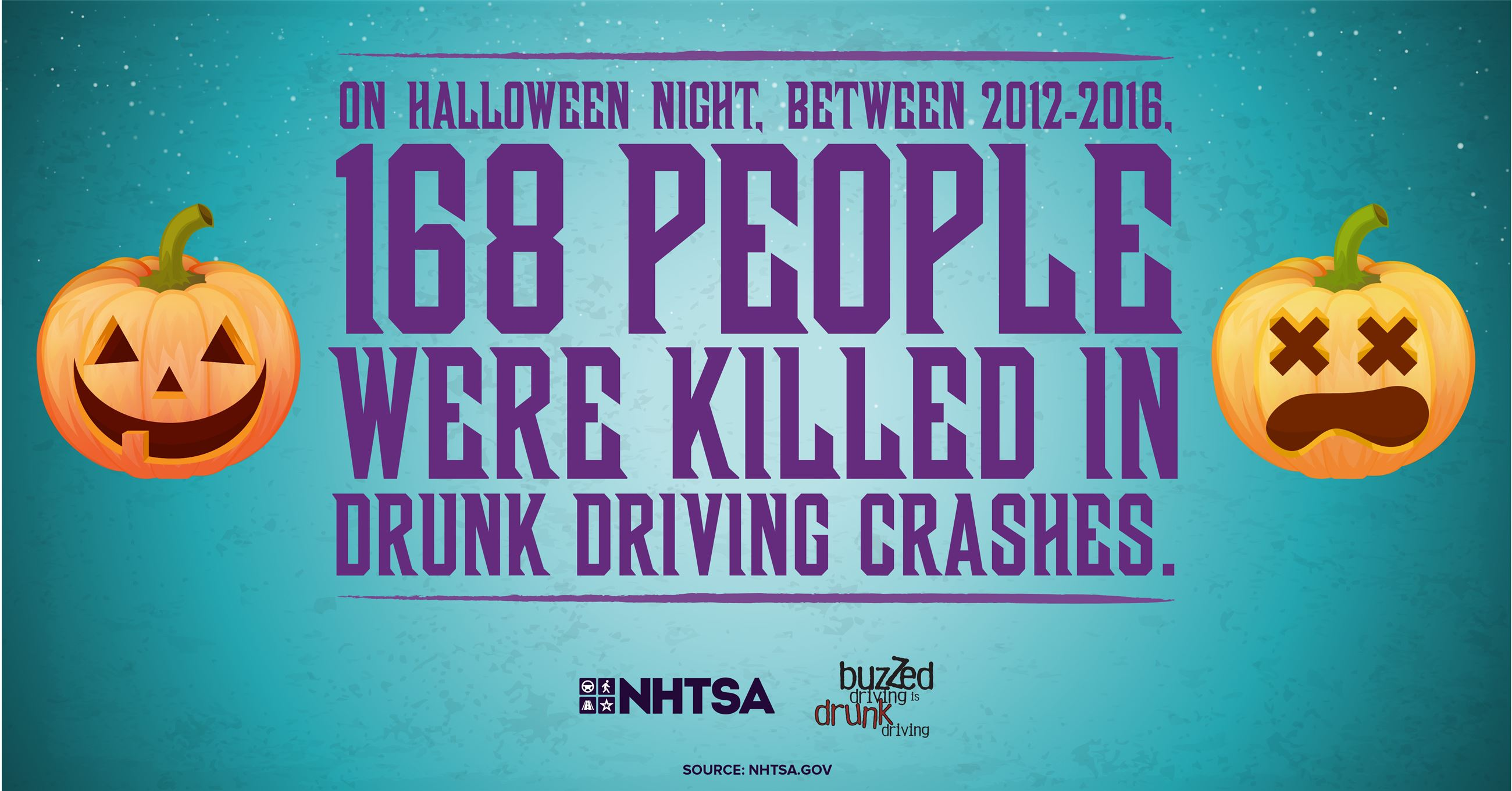 Halloween Safety _Buzzed driving