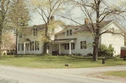 Asher Cooley House