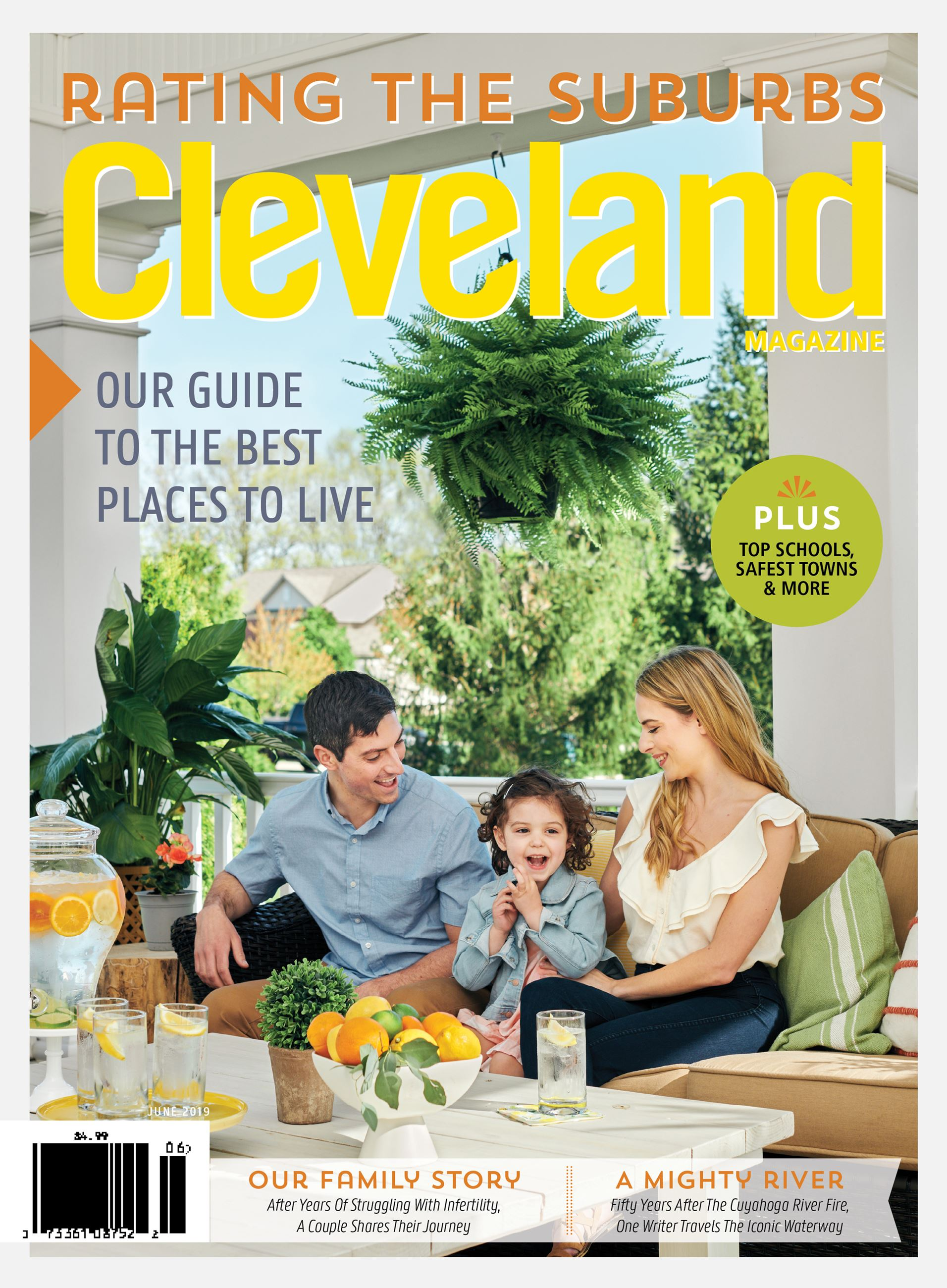 Cleveland Magazine Best of the Suburbs 2019