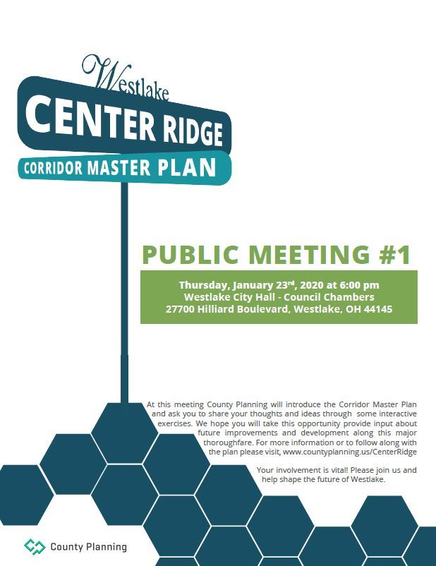 Center Ridge Master Plan